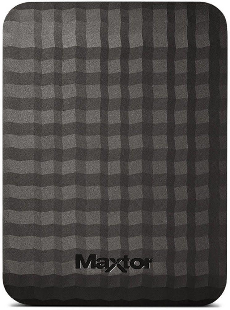 """Maxtor 3To 2""""1/2 USB3 - M3 Portable STSHX-M301TCBM (STSHX-M301TCBM) - Achat / Vente Disque dur externe sur Cybertek.fr - 0"""