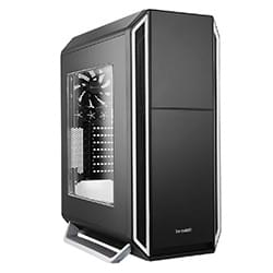 Be Quiet! Boîtier PC Silent Base 800 Silver Window - MT/ssAlim/ATX/USB3 Cybertek