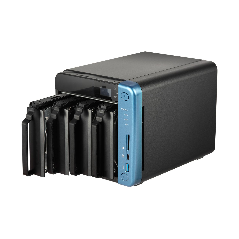 Qnap TS-453B-8G - 4 HDD - Serveur NAS Qnap - Cybertek.fr - 2
