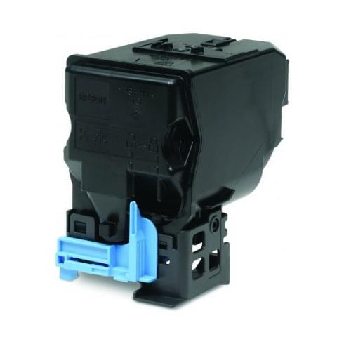 Toner Noir C13S050593 6000p pour aculaser pour imprimante Laser Epson - 0