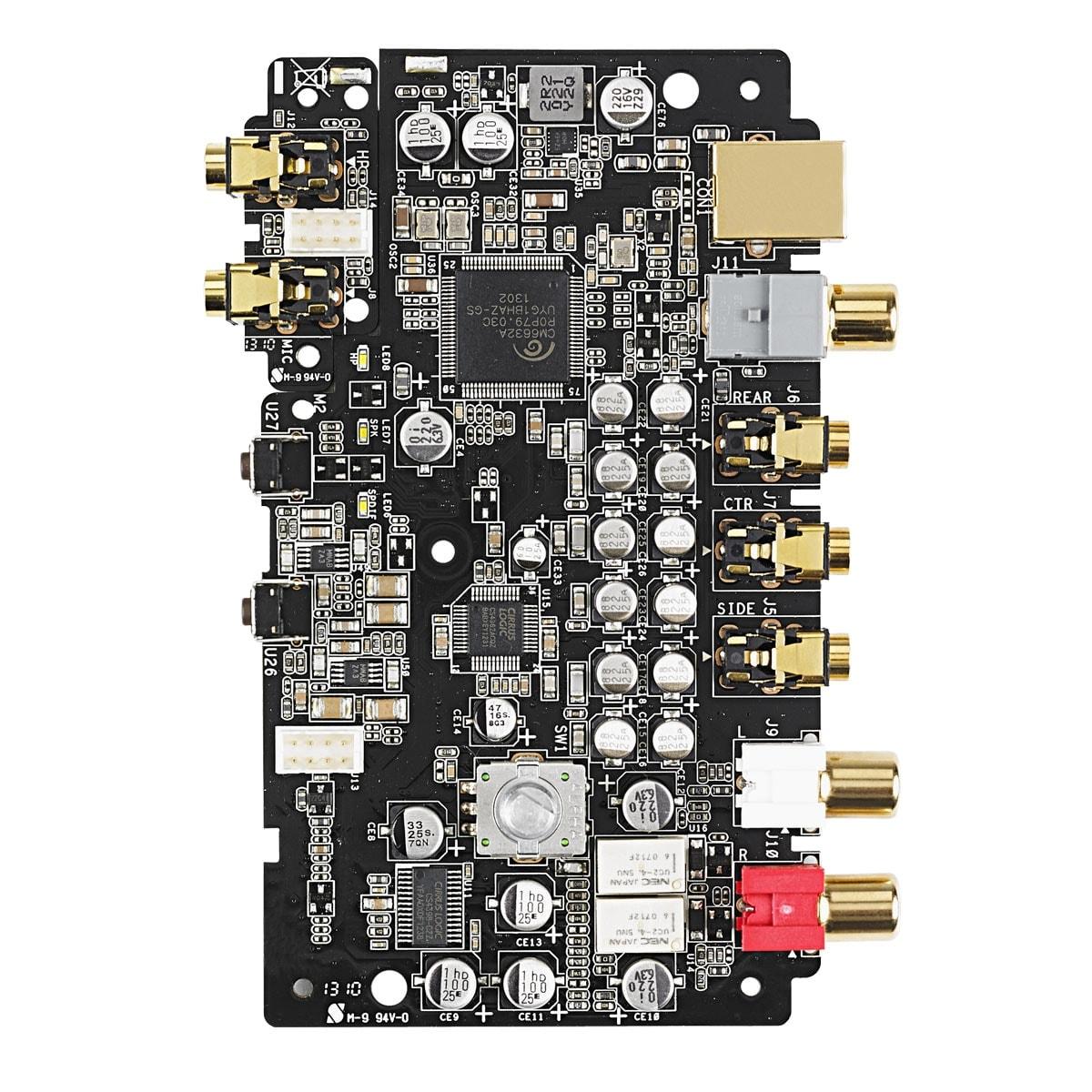 Asus Xonar U7 - Carte son Asus - Cybertek.fr - 1