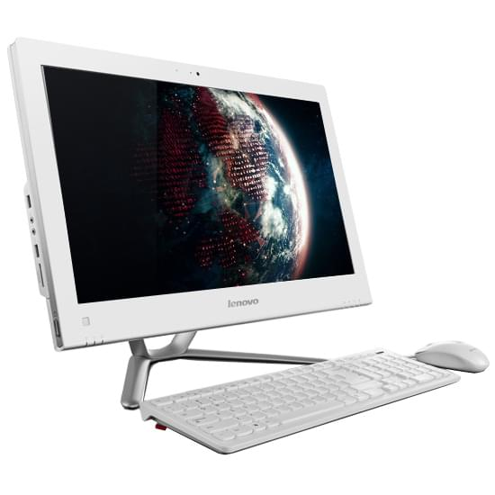 Lenovo Ideacentre C345 (VEQ7AFR) - Achat / Vente All-In-One PC sur Cybertek.fr - 0
