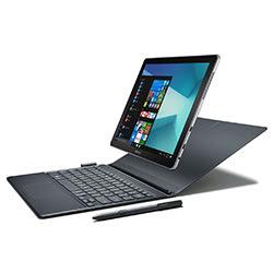 "image produit Samsung Galaxy Book 12 W720 - i5-7200/4Go/128Go/12""/10 # Cybertek"