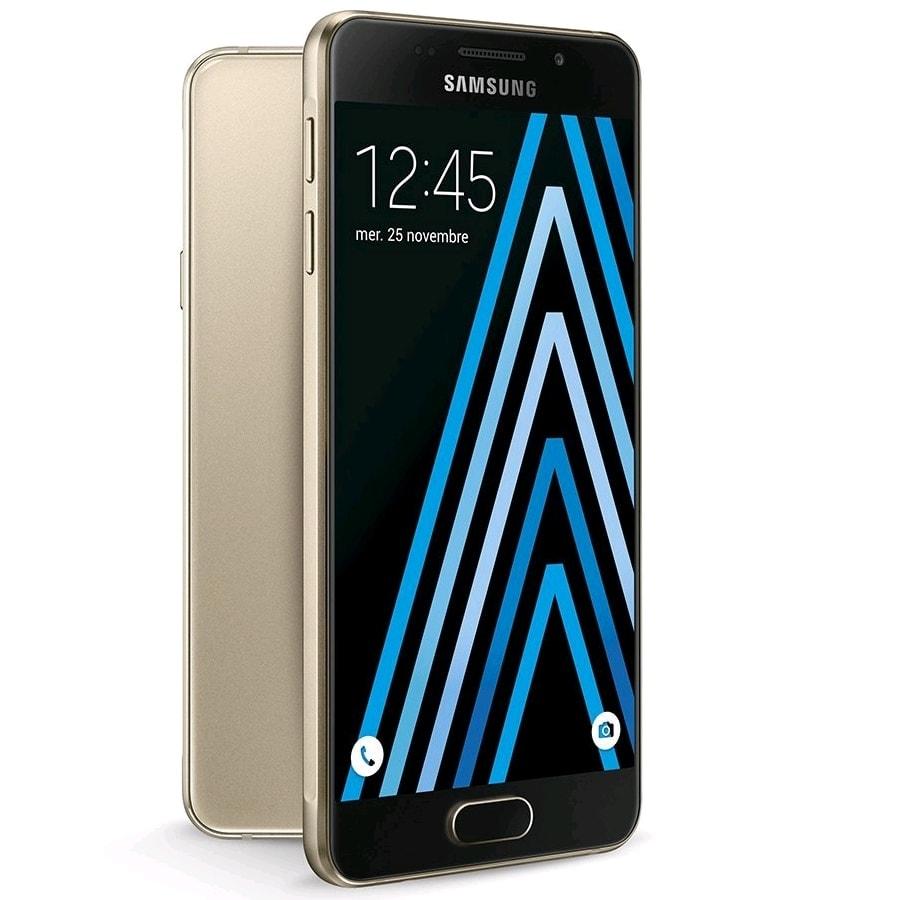 Samsung Galaxy A3 (2016) 16Go A310F Gold (SM-A310FZDAXEF) - Achat / Vente Téléphonie sur Cybertek.fr - 0