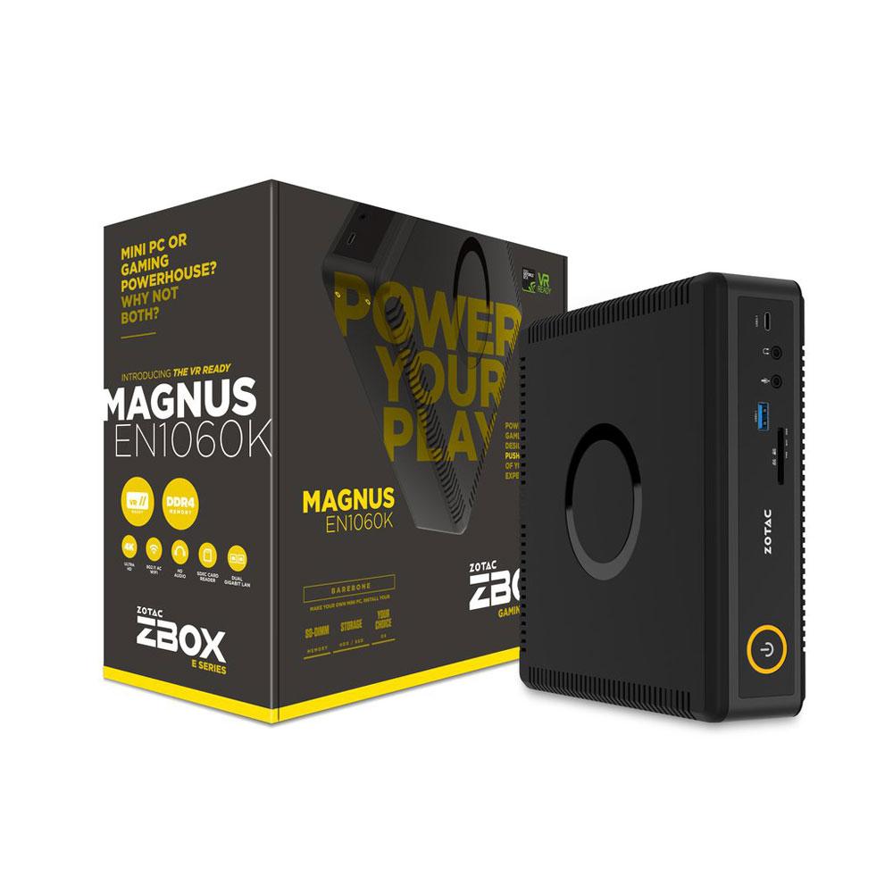 ZOTAC ZBOX MAGNUS EN1060K - Barebone et Mini-PC ZOTAC - 0