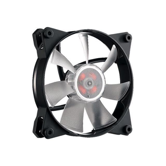 Cooler Master MasterFan PRO 120 AF RGB MFY-F2DN-11NPC-R1 - Ventilateur boîtier - 0