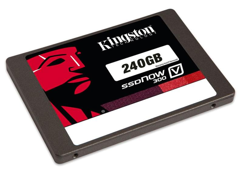 Kingston V300 240-275Go - Disque SSD Kingston - Cybertek.fr - 0