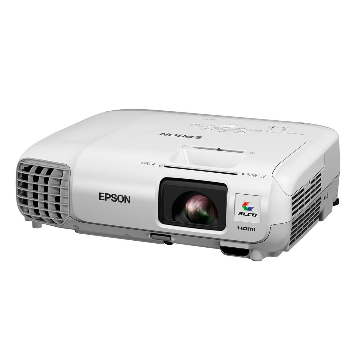 Epson EB-S17 (V11H568040) - Achat / Vente Vidéoprojecteur sur Cybertek.fr - 0