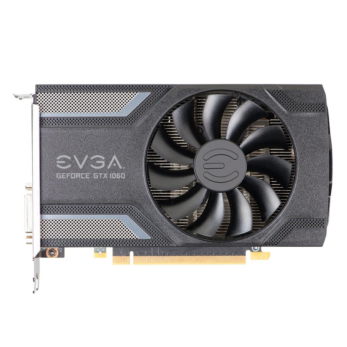 EVGA GTX 1060 SC Gaming 6163 6Go - Carte graphique EVGA - 2