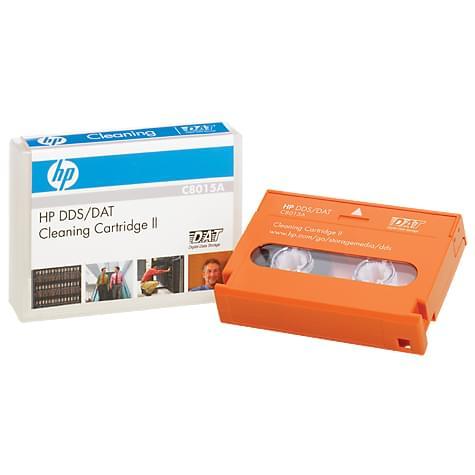 HP Cassette de nettoyage pour DAT 160 - C8015A - 0