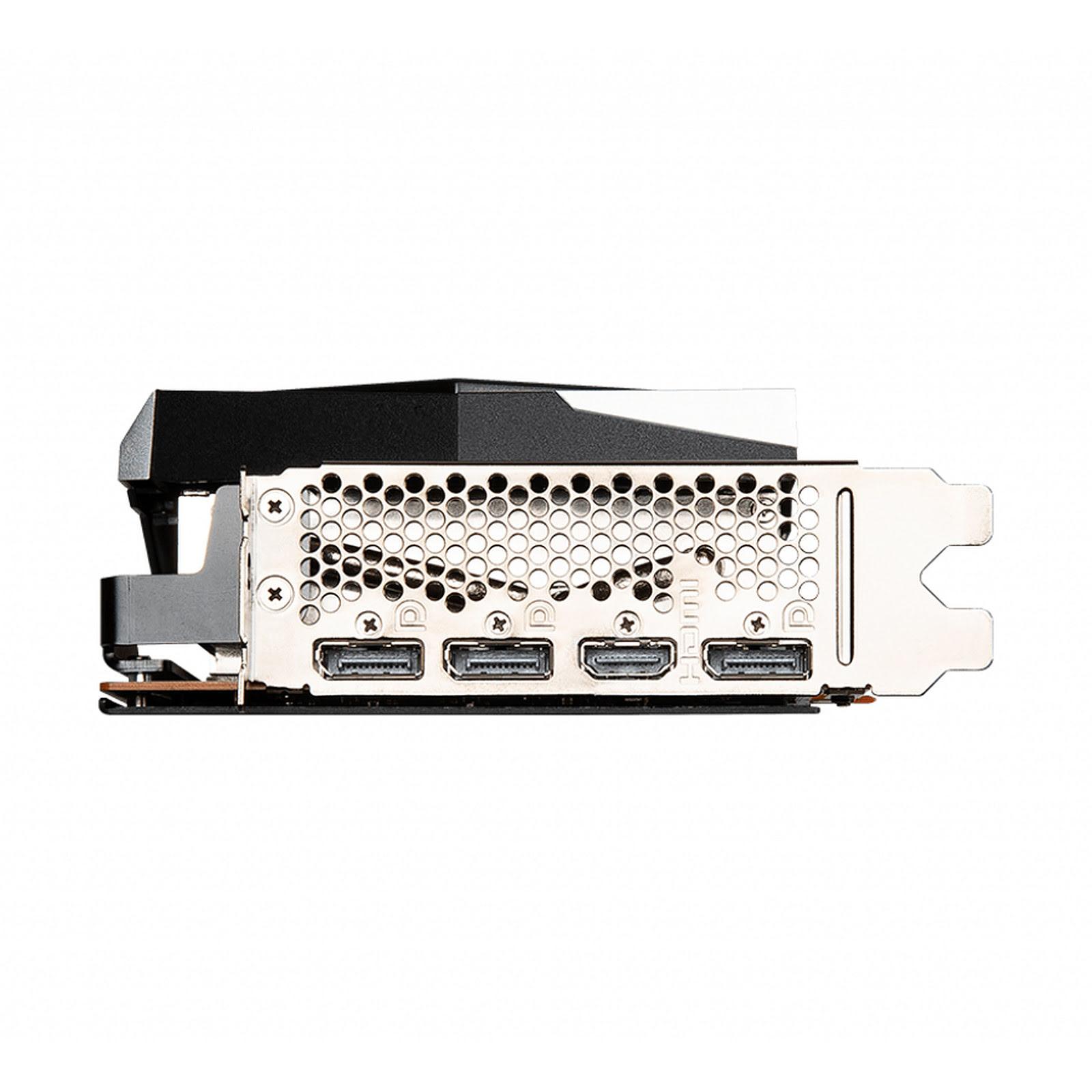 MSI RX 6700 XT GAMING X 12G 12Go - Carte graphique MSI - 1