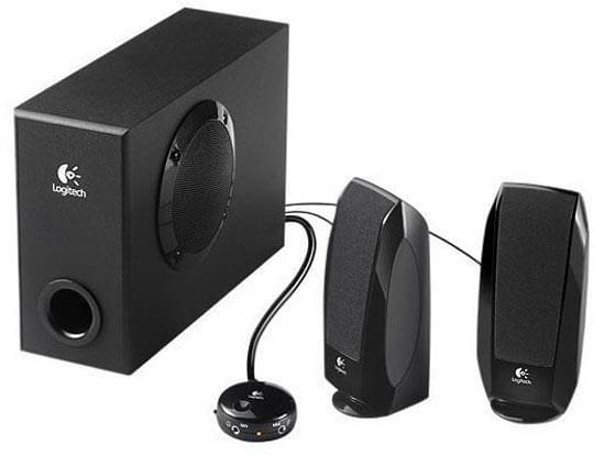 Logitech S220 Noir 2.1 (980-000144) - Achat / Vente Enceinte PC sur Cybertek.fr - 0
