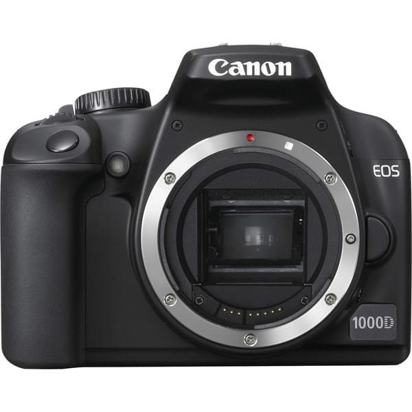 Canon EOS 1000D Nu Noir (2766B019) - Achat / Vente Table de mixage sur Cybertek.fr - 0