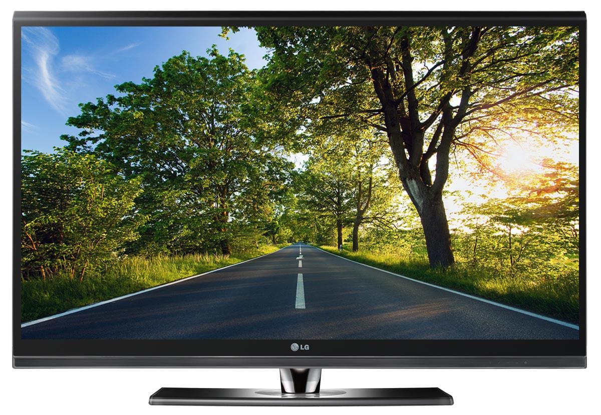 """LG 42LD465 - 42"""" (107cm) HDTV 1080p - TV LG - Cybertek.fr - 0"""