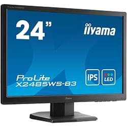 Iiyama Ecran PC X2485WS-B3 - 24