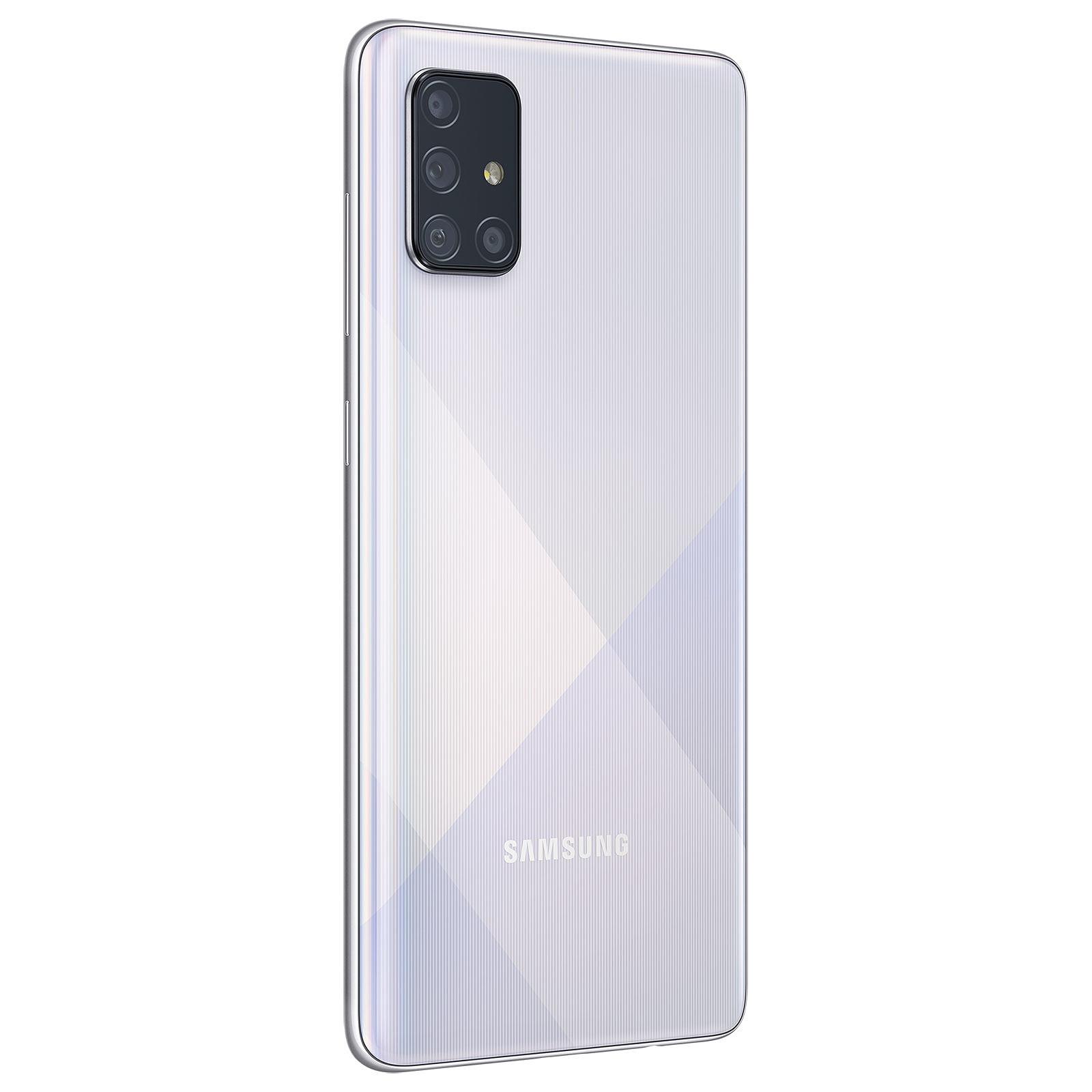 Samsung Galaxy A71 128Go Silver - Téléphonie Samsung - Cybertek.fr - 3