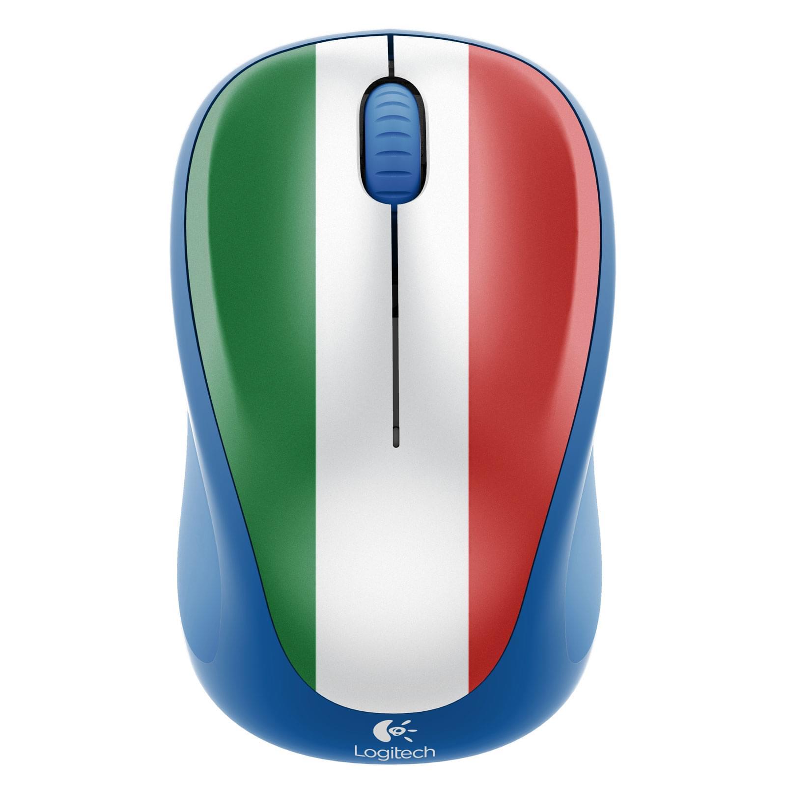 Logitech M235 Italie (910-004029) - Achat / Vente Souris PC sur Cybertek.fr - 0