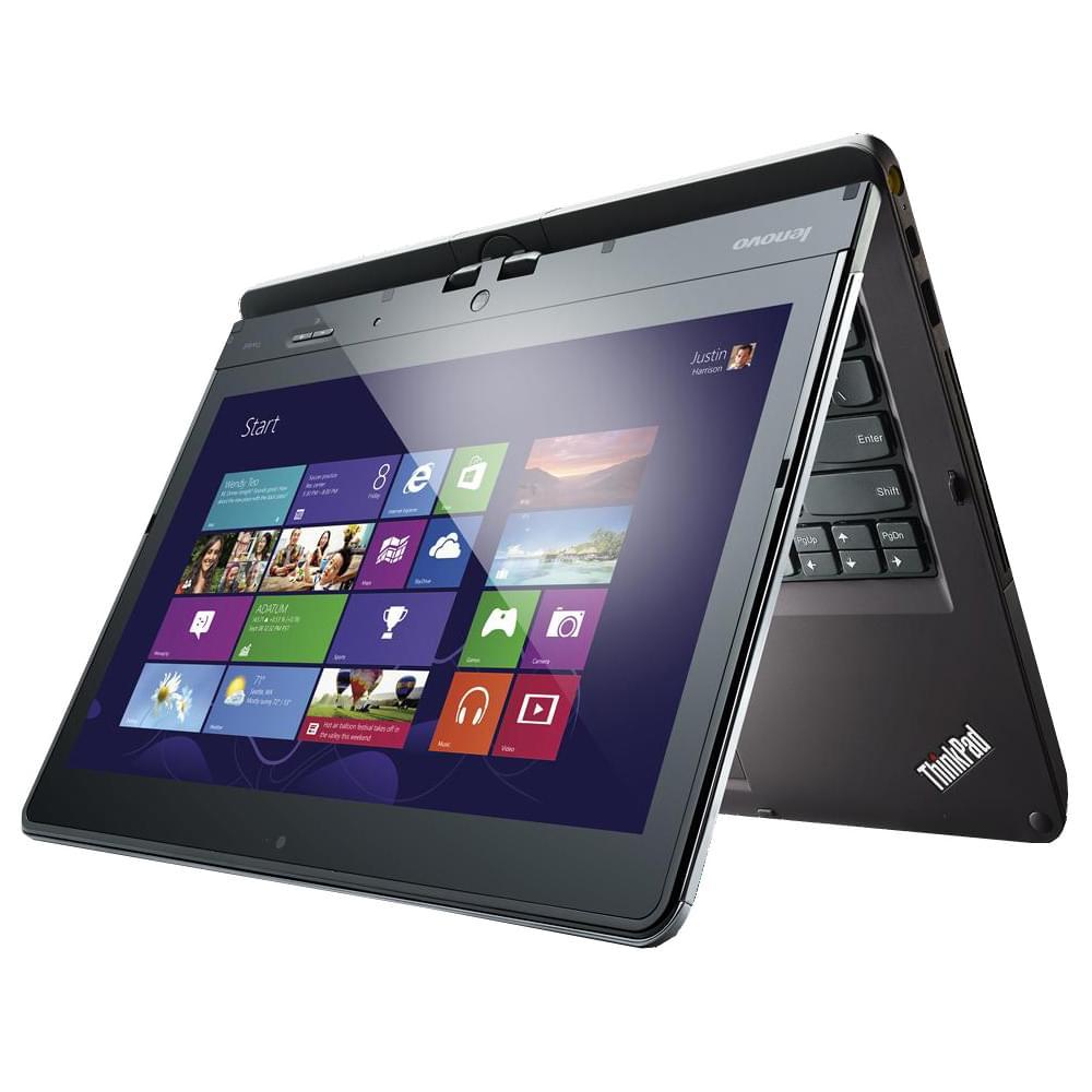 "Lenovo Twist S230u 3347 -i5-3317/4Go/24+500Go/12.5"" T/W8P (N3C27FR) - Achat / Vente PC Portable sur Cybertek.fr - 0"