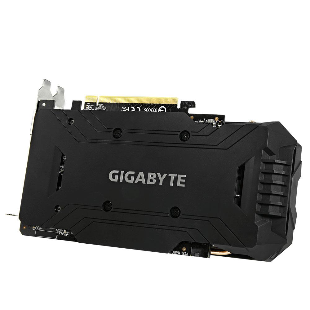 Gigabyte GTX1060 WINDFORCE OC 3G 3Go - Carte graphique Gigabyte - 2
