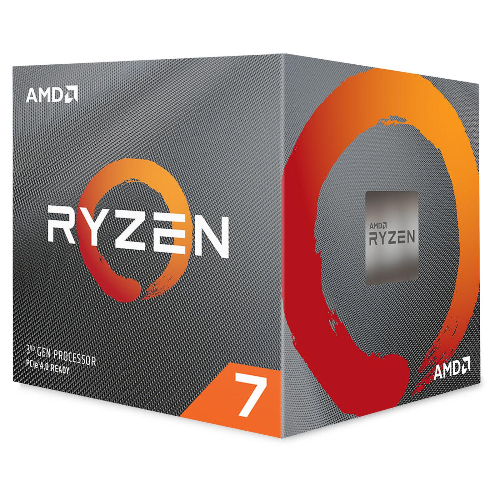 AMD Ryzen 7 3800X - 4.5GHz - Processeur AMD - Cybertek.fr - 0