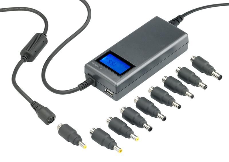 MaxInPower Adapt. secteur Notebook 120W Auto PSMIP505NB (PSMIP505NB) - Achat / Vente Accessoire PC portable sur Cybertek.fr - 0