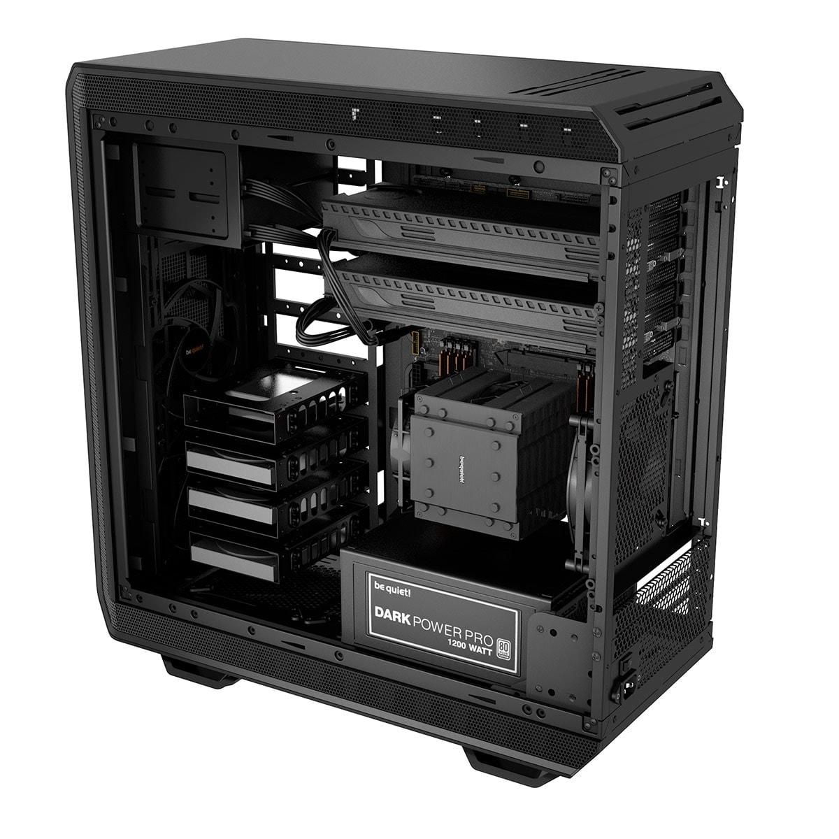 Be Quiet! Dark Base 900 Black (BG011) - Achat / Vente Boîtier PC sur Cybertek.fr - 4