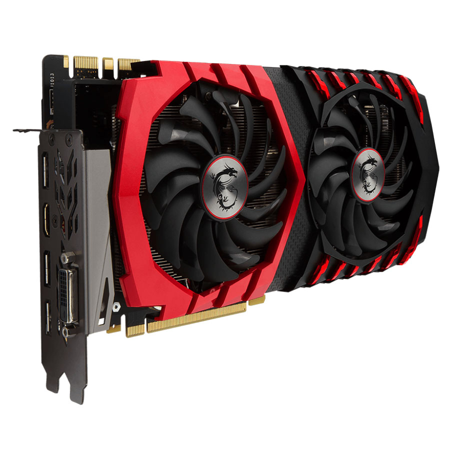MSI GTX 1080 GAMING 8G 8Go - Carte graphique MSI - Cybertek.fr - 2