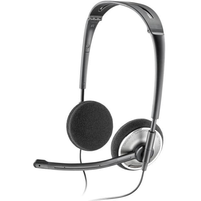 Plantronics Audio 478 (81962-25 soldé) - Achat / Vente Micro-casque sur Cybertek.fr - 0