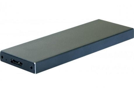 No Name USB3.0 pour SSD M.2 NGFF - Boîtier externe - Cybertek.fr - 0