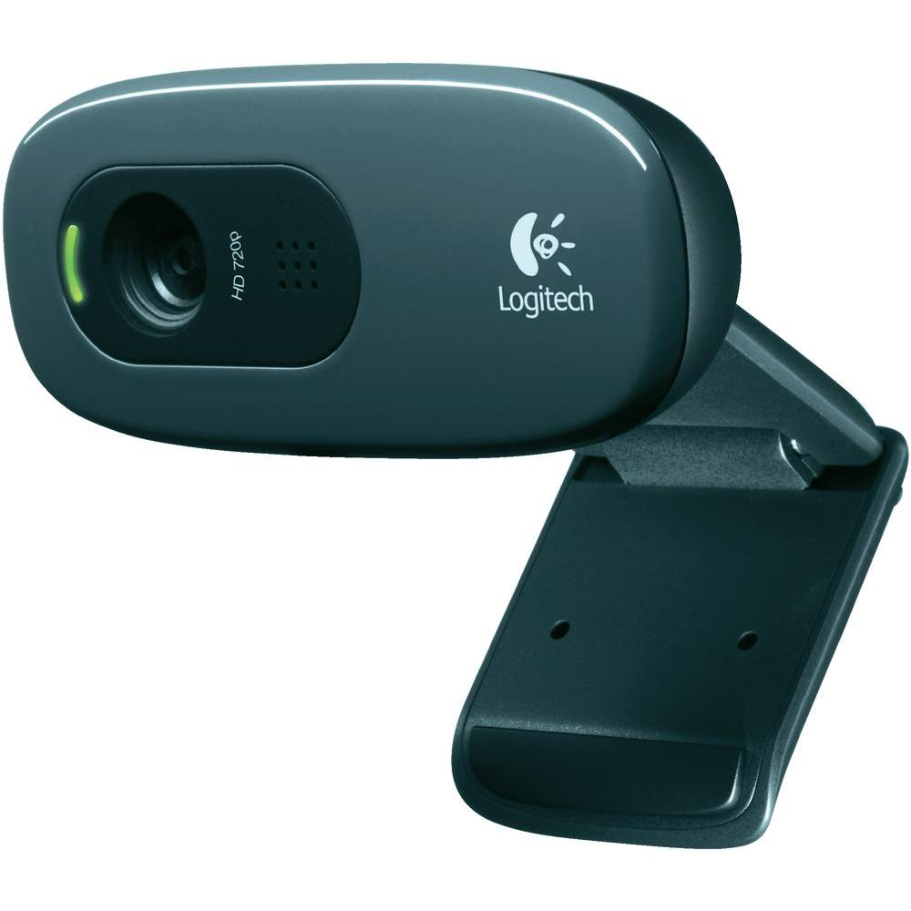 Logitech WebCam C270 Refresh (960-001063) - Achat / Vente Caméra / Webcam sur Cybertek.fr - 1