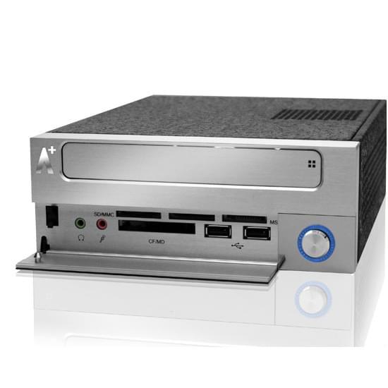A+Case CS-Cupid1 - Boîtier PC avec Alim - 0