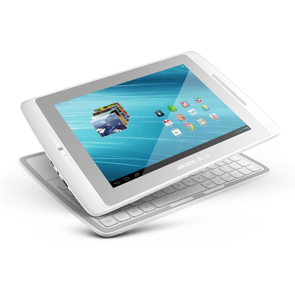 Archos 80XS 8GB + Clavier - Tablette tactile Archos - Cybertek.fr - 0