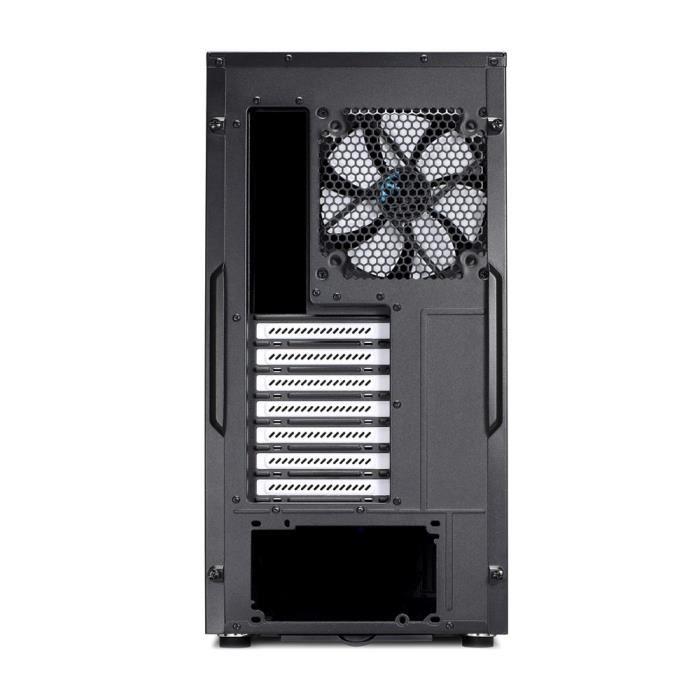 Fractal Design mT/sans Alim/ITX Noir - Boîtier PC Fractal Design - 3