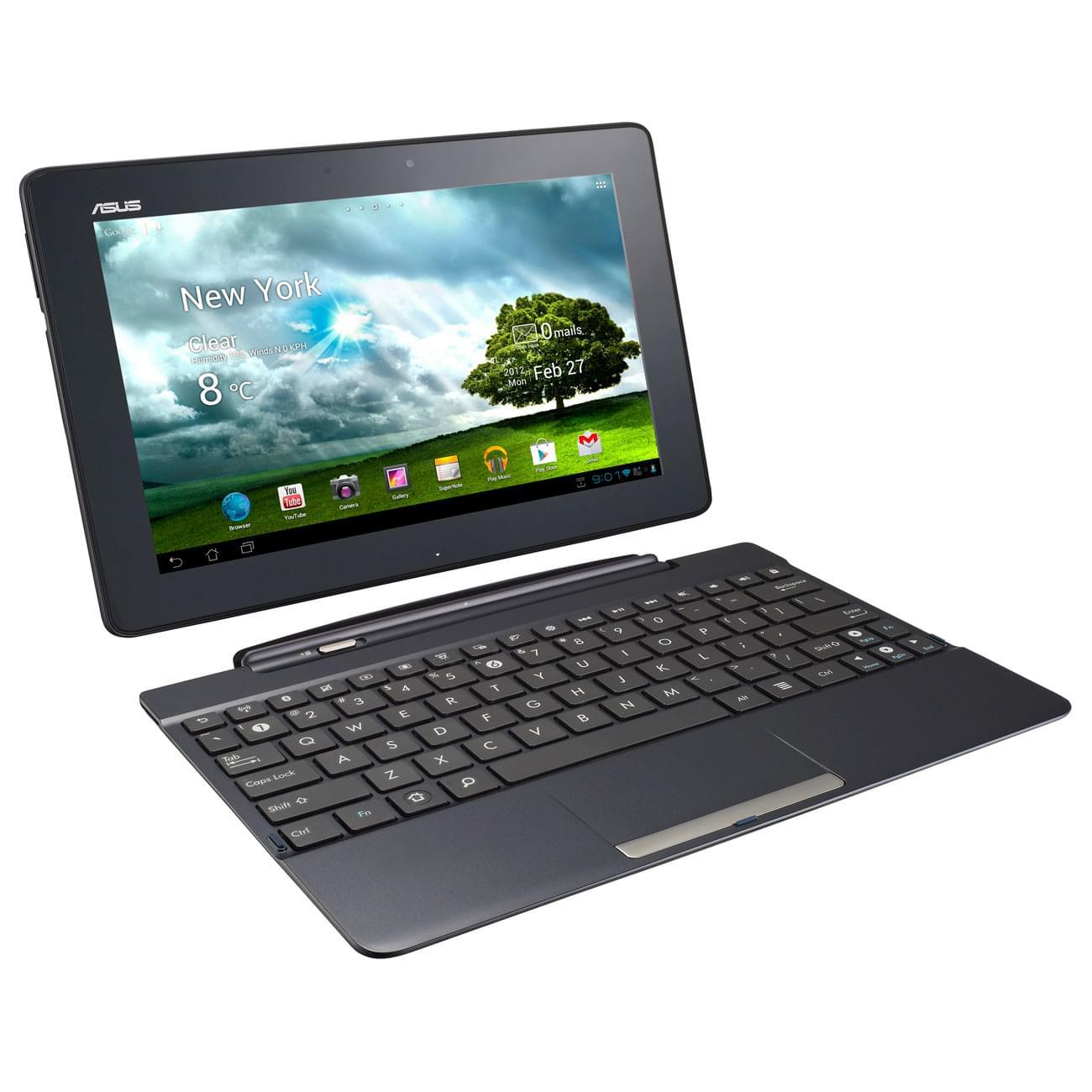 Asus TF300T-1E011A (dock) (TF300T-1E011A) - Achat / Vente Tablette Tactile sur Cybertek.fr - 0