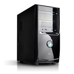 Advance Boîtier PC Inception 8203B3 - MT/480W/ATX  Cybertek