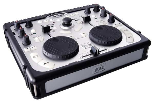 Hercules DJ Control MP3 e2 (4780583) - Achat / Vente Carte Son sur Cybertek.fr - 0