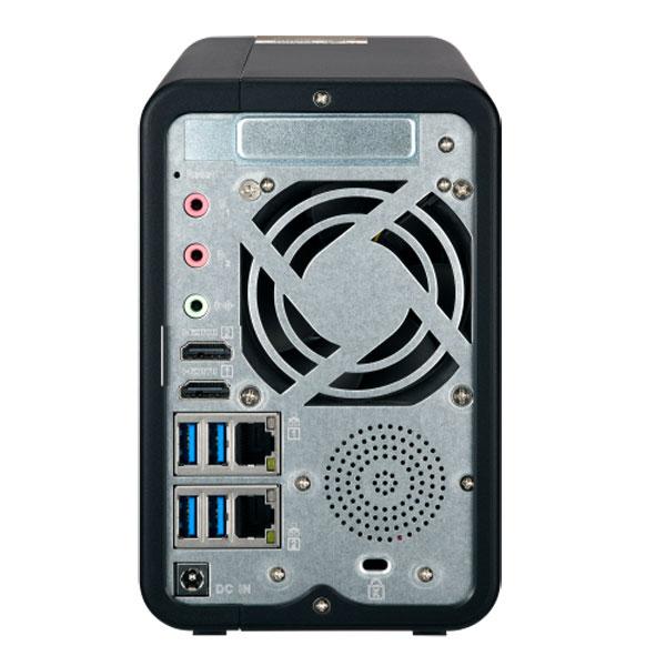 Qnap TS-253Be-4G - 2 HDD - Serveur NAS Qnap - Cybertek.fr - 1