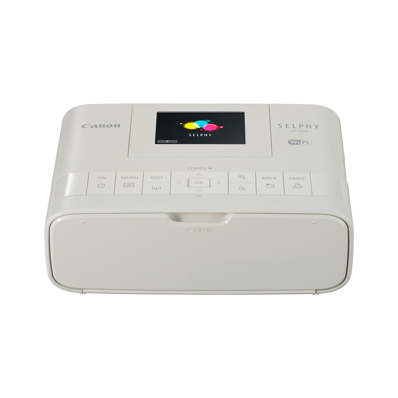 Imprimante Canon SELPHY CP1200 Blanche - Cybertek.fr - 0
