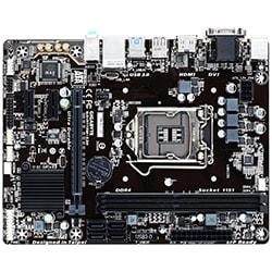 Gigabyte Carte Mère H110M-S2H - H110/LGA1151/DDR4/mATX Cybertek