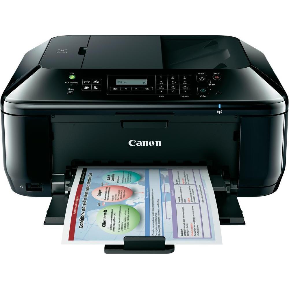 Canon PIXMA MX435 (4 en 1/WiFi/Chargeur Auto) (5783B010AA) - Achat / Vente Imprimante Multifonction sur Cybertek.fr - 0
