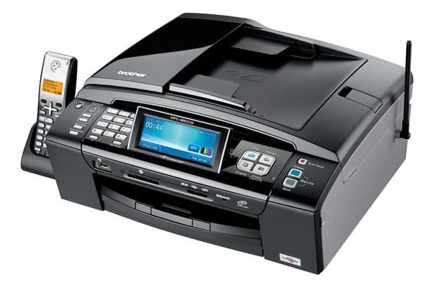 Brother MFC-990CW (MFC-990CW) - Achat / Vente Imprimante multifonction sur Cybertek.fr - 0