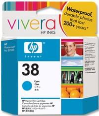 Cartouche C9415A pour imprimante Jet d'encre HP - 0