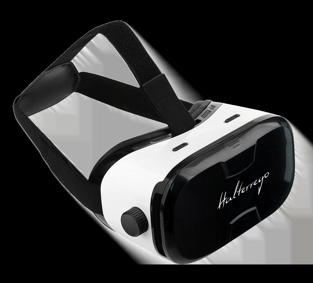 Halterrego Casque de réalité virtuelle pour smartphone (ACCHCSQ100) - Achat / Vente Objet connecté / Domotique sur Cybertek.fr - 0