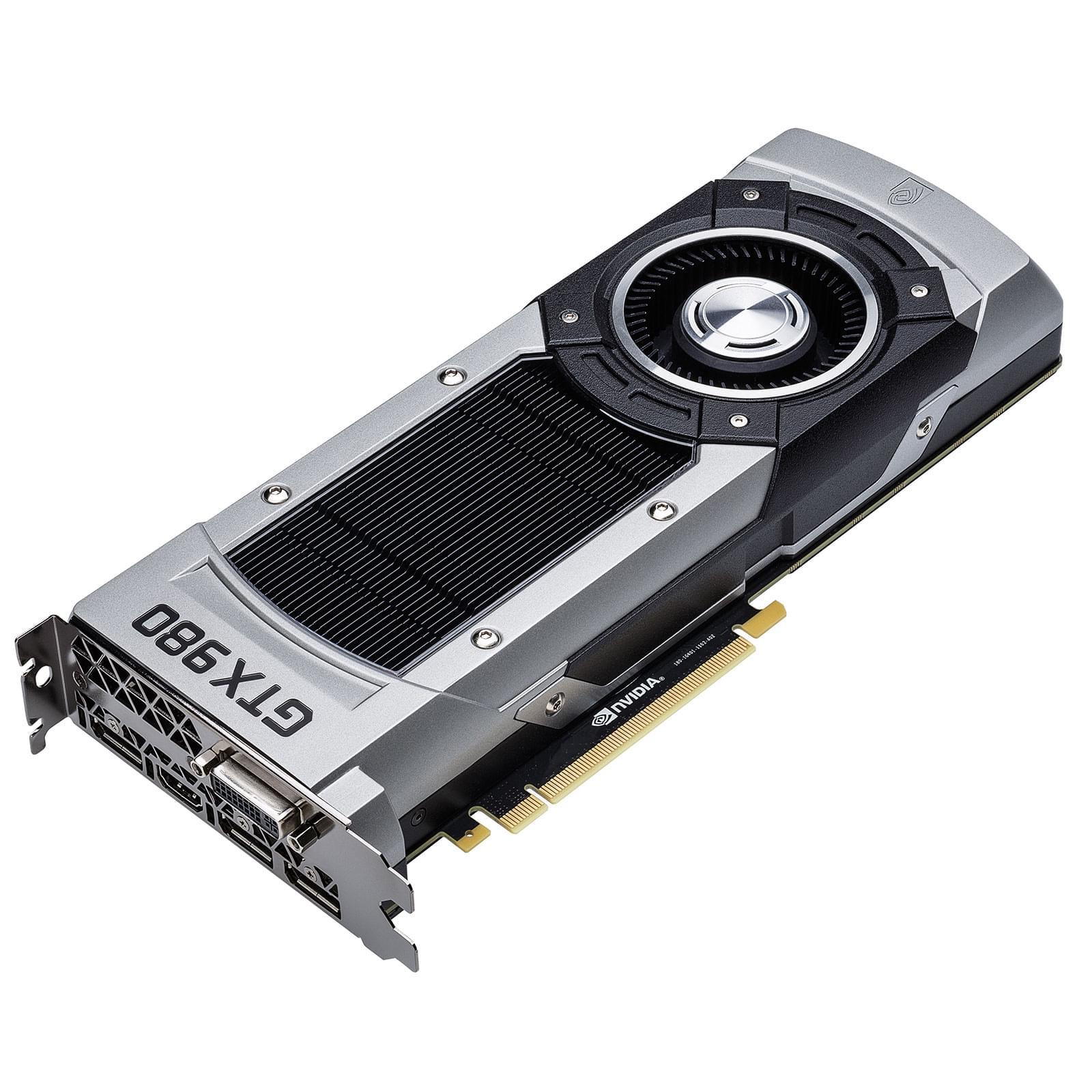 Gigabyte GeForce N980D5-4GD-B  (N980D5 4GD-B obso) - Achat / Vente Carte Graphique sur Cybertek.fr - 0
