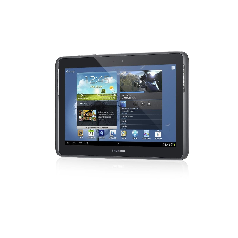 "Samsung Galaxy Note 10.1 N8000EAA-Argent/16Go/3G/10.1""/ICS (GT-N8000EAAXEF soldé) - Achat / Vente Tablette Tactile sur Cybertek.fr - 0"