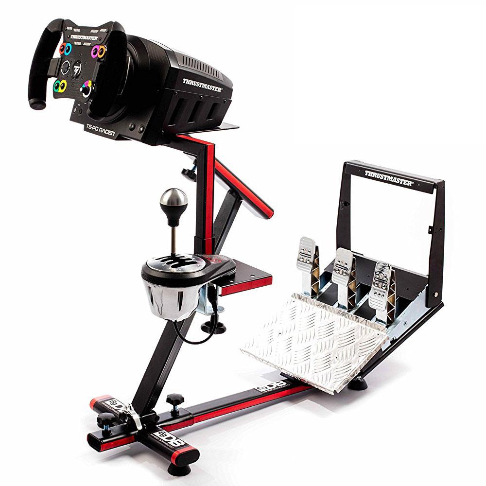 69DB Wheel Stand EVO - Accessoire jeux - Cybertek.fr - 1