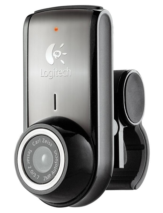 Logitech WebCam C905 (960-000477  ) - Achat / Vente Caméra / Webcam sur Cybertek.fr - 0