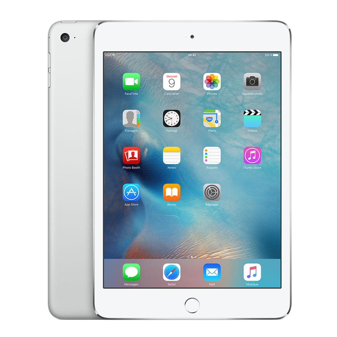 Apple iPad mini 4 Wi-Fi 16Go Argent - Tablette tactile Apple - 0
