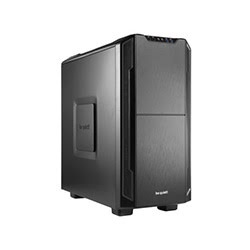 image produit Be Quiet! Silent Base 600 Black - MT/Sans Alim/ATX/USB3.0 Cybertek