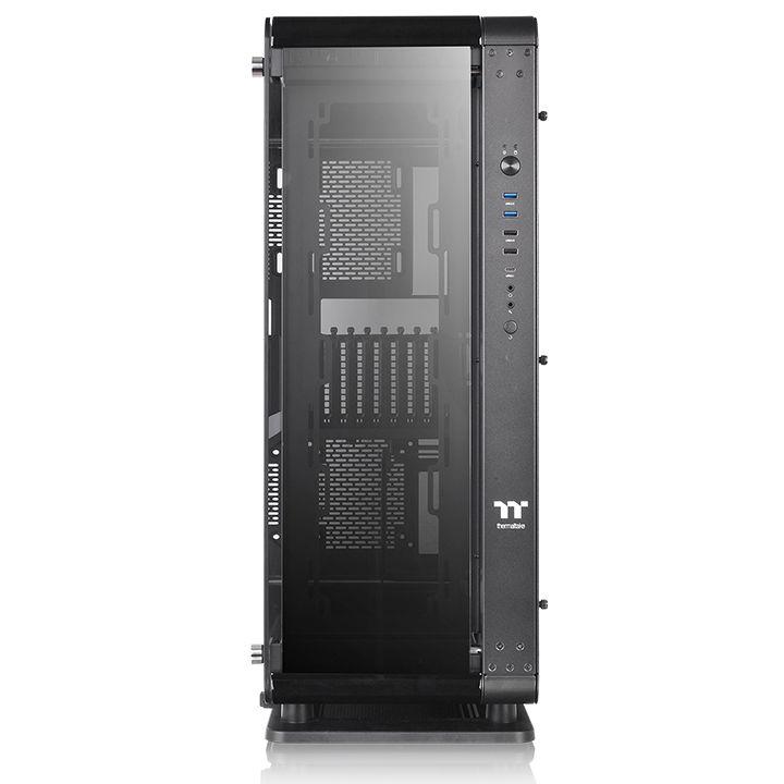 Thermaltake Core P8 TG Black Transparent - Boîtier PC Thermaltake - 4